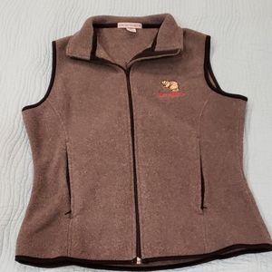 Gray Port Authority vest